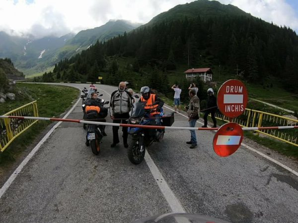 motorcycle tour romania review transfagarasan