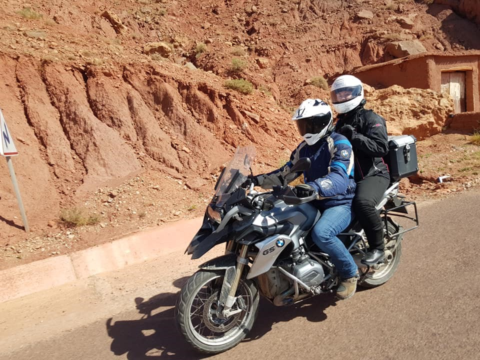 best motorcycle holidays africa morocco