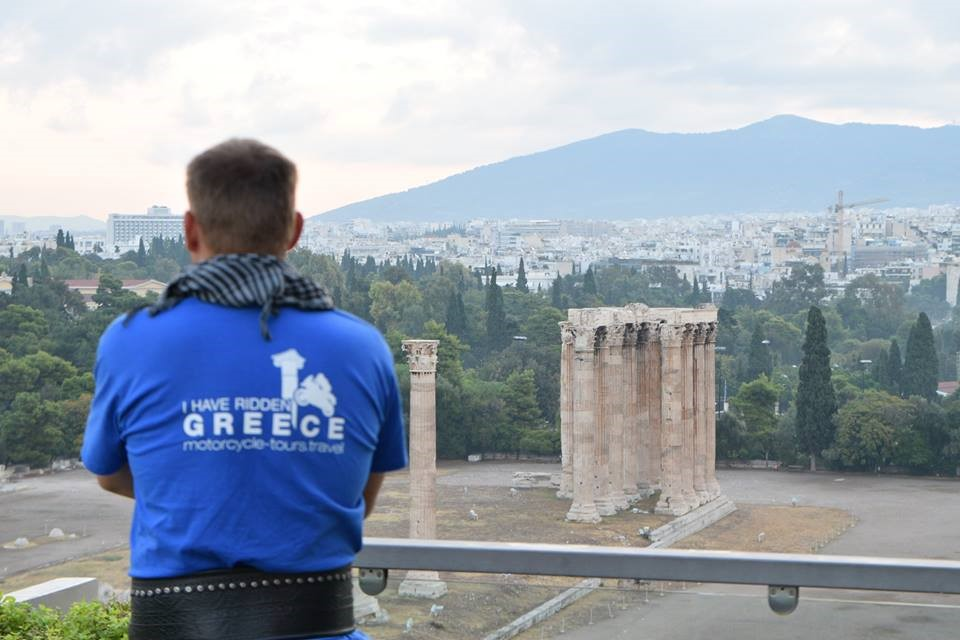 bmw adventure tours athens, greece