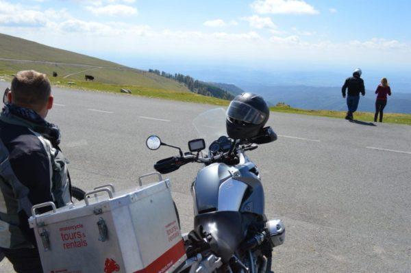 bmw motorcycle rental europe transalpina road