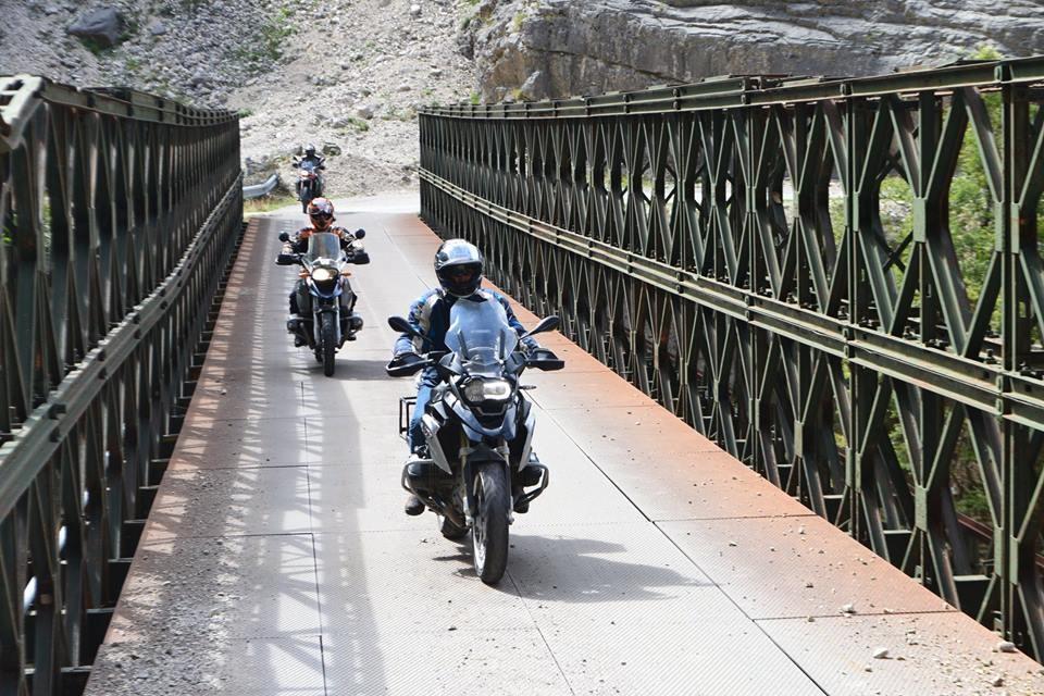 bmw motorcycle touring greece
