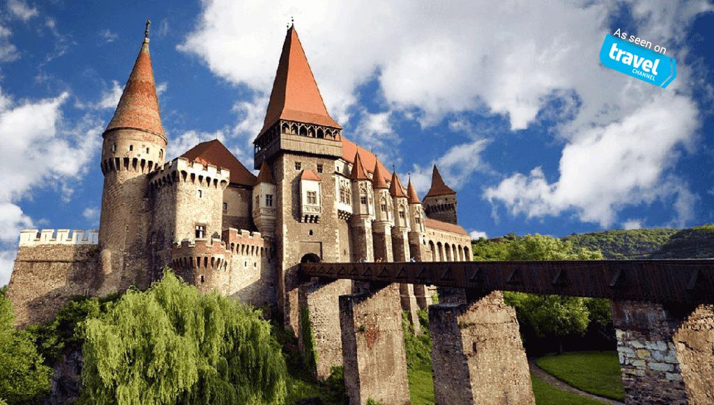 corvinesti-castle-romania
