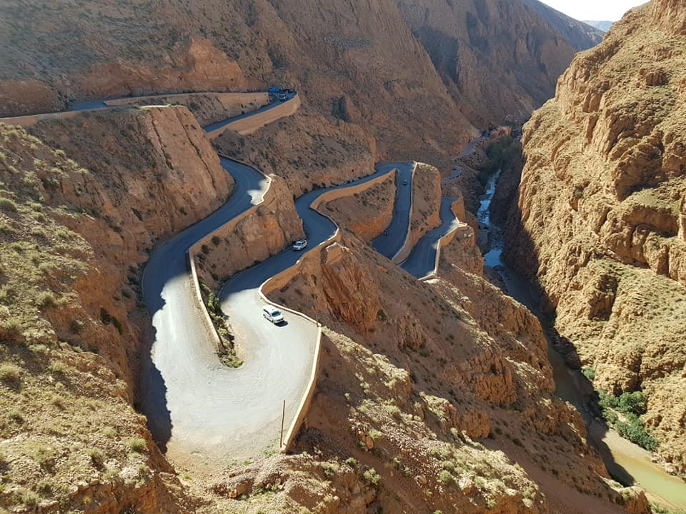 dades gorges morocco motorcycle tour