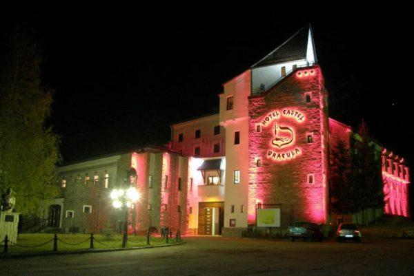 Dracula Hotel Borgo Pass