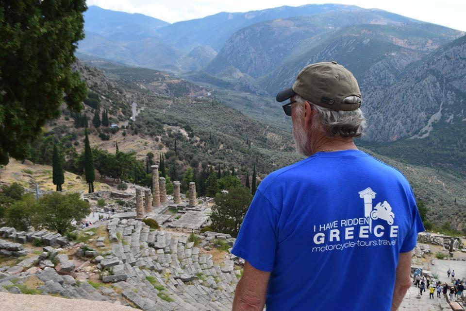 greece motorcycle tour