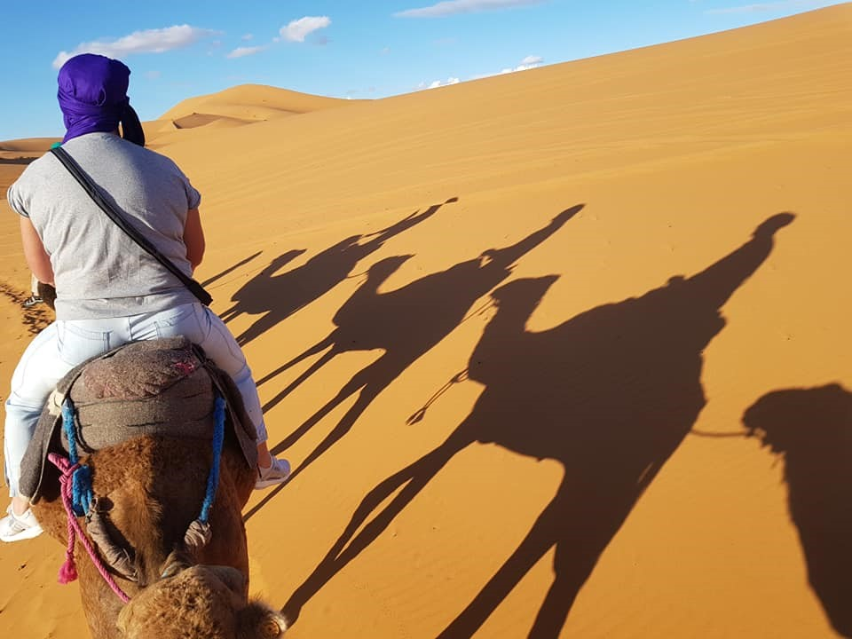 morocco motorcycle holiday sahara desert