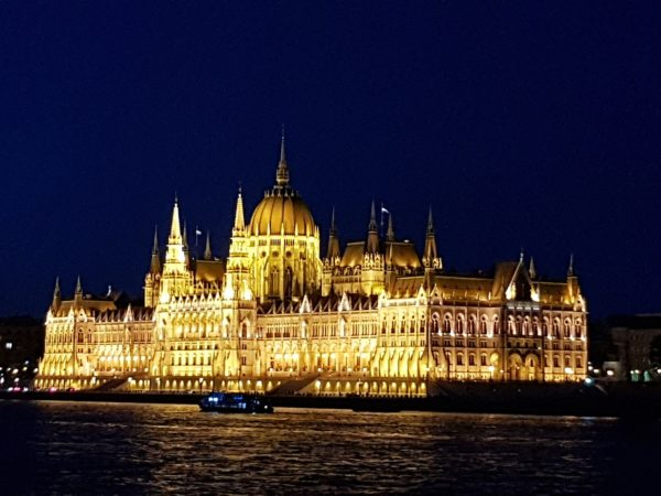 Palace of Parliament, Budapest
