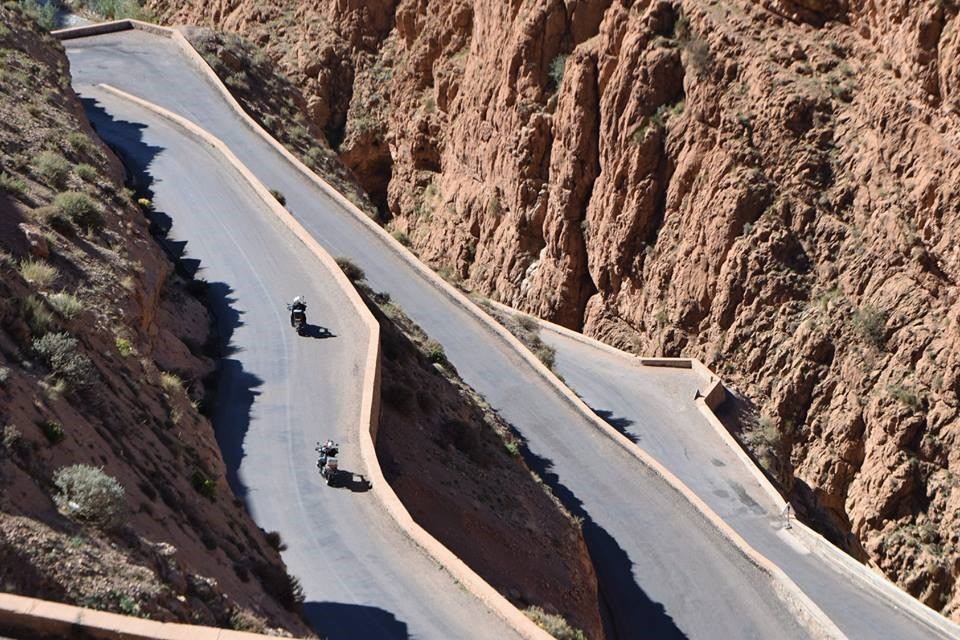 private motorcycle tours north africa