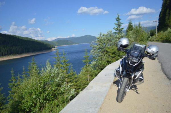 motorbike trips Romania