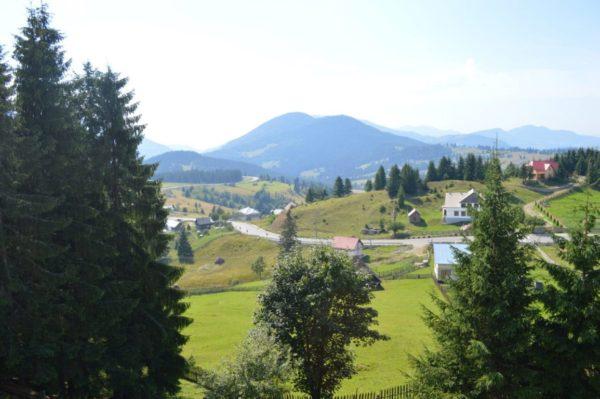 Transylvania motorcycle tours mountain passes