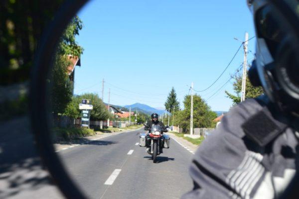 Europe motorbike holiday
