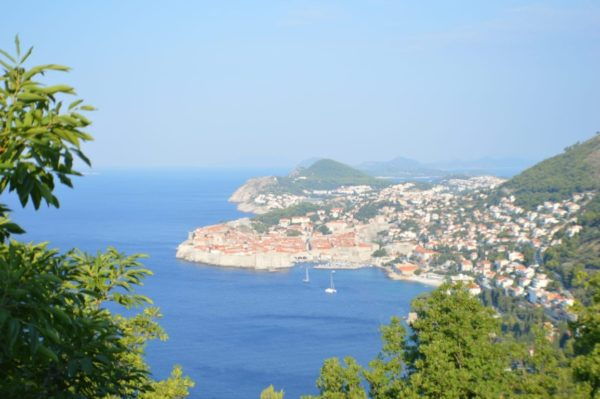 europe motorcycle touring dubrovnik croatia