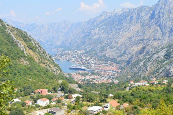 european motorcycle tours kotor bay montenegro