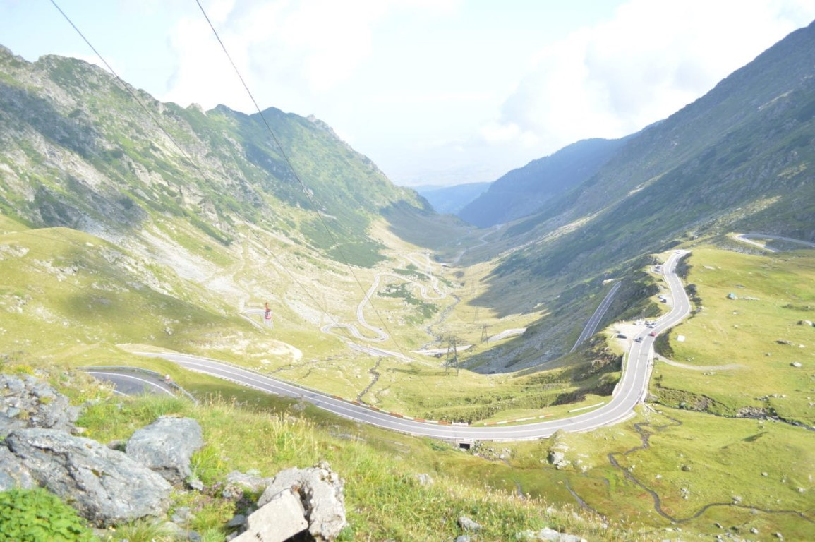 Motorcycle Roads Romania motorcycle tours