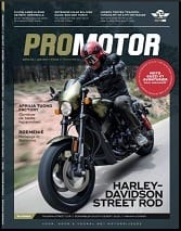 motorcycle tours press promotor