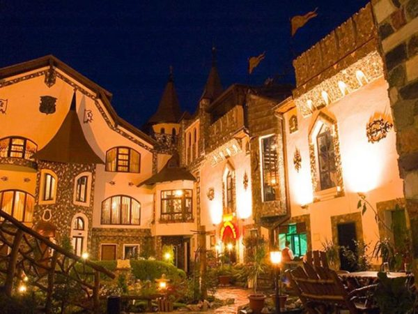 transylvania motorcycle tours hunter castle hotel